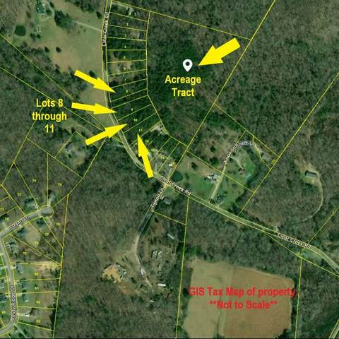 14 Acres Clear Creek Road, Evensville, TN 37332 (MLS #20210244) :: The Jooma Team