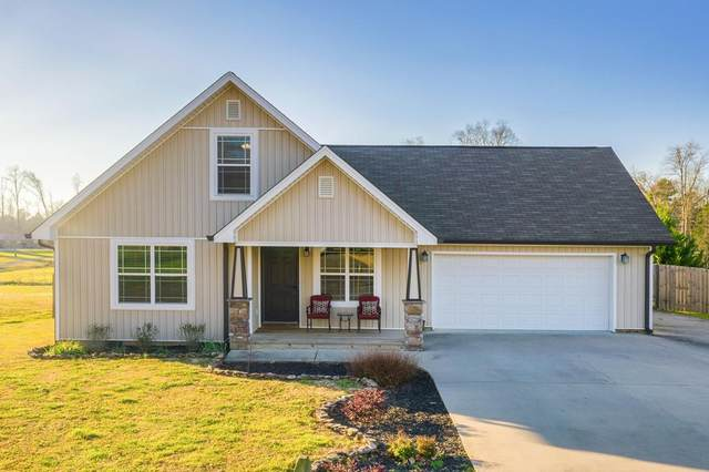 612 SE Brooklawn Trail, Cleveland, TN 37323 (MLS #20210341) :: The Jooma Team