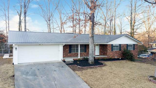 2219 NW Glenwood Dr Nw, Cleveland, TN 37311 (MLS #20210356) :: The Jooma Team