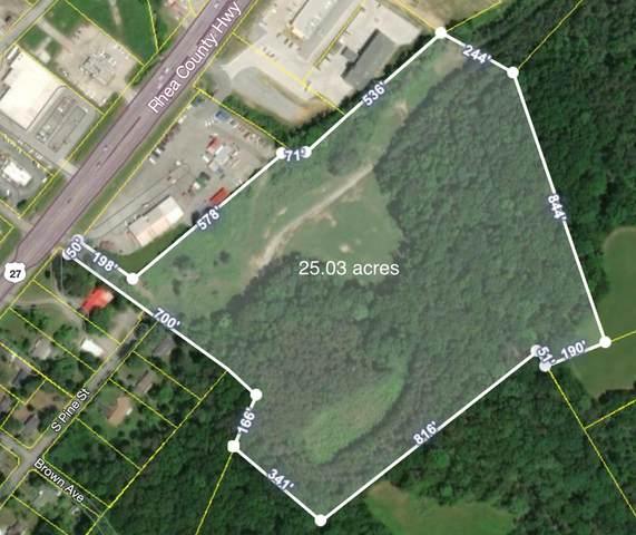 TBD Rhea County Highway, Dayton, TN 37321 (MLS #20210379) :: The Mark Hite Team