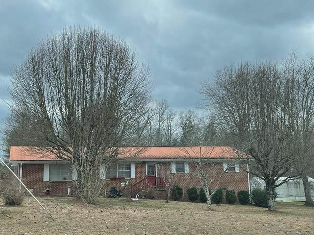398 SE Samples Chapel Road, Cleveland, TN 37323 (MLS #20210393) :: Austin Sizemore Team