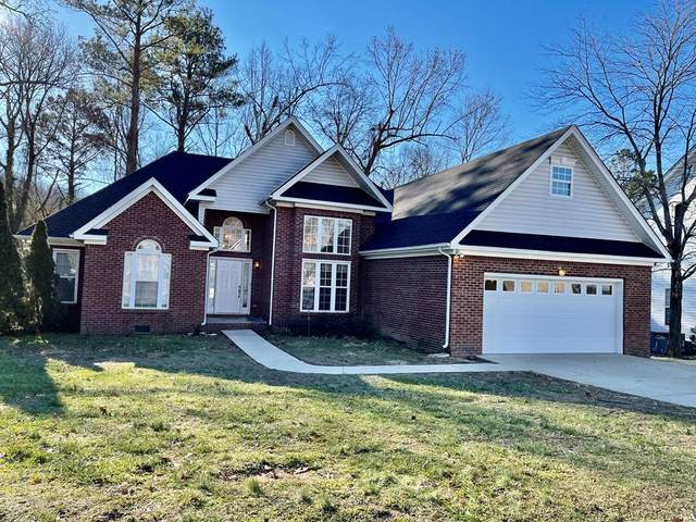 8668 Belleau Woods Dr., Chattanooga, TN 37421 (MLS #20210399) :: The Edrington Team