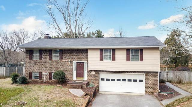 159 NW Shenandoah Lane Nw, Cleveland, TN 37312 (MLS #20210435) :: The Jooma Team