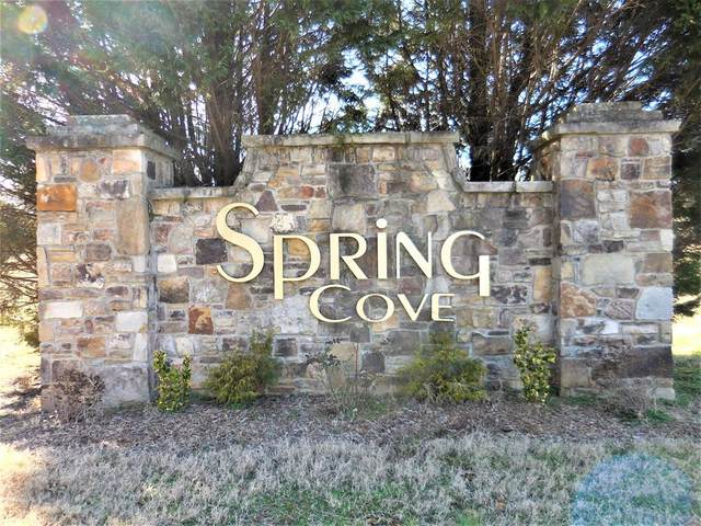 38 & 39 Spring Crossing Dr. & Spring Cove Ln, Spring City, TN 37381 (MLS #20210532) :: The Jooma Team