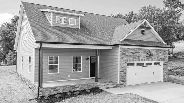 Lot 1 Cobblestone Ridge Subdivision, Cleveland, TN 37311 (#20210827) :: Billy Houston Group