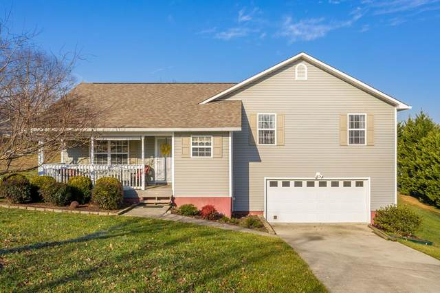 172 SE Fern Drive, Cleveland, TN 37323 (#20210833) :: Billy Houston Group