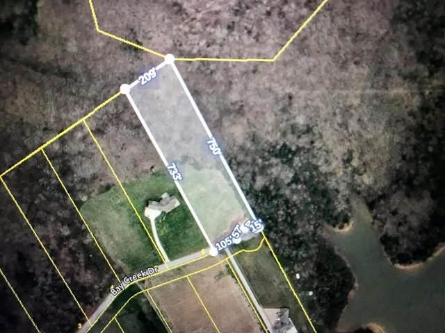 1645 Bay Creek Drive, Vonore, TN 37885 (MLS #20210892) :: Austin Sizemore Team