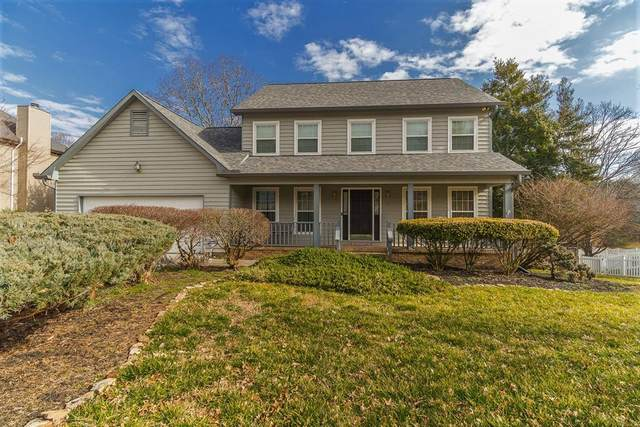 1016 Turnberry Drive, Knoxville, TN 37923 (MLS #20210946) :: Austin Sizemore Team