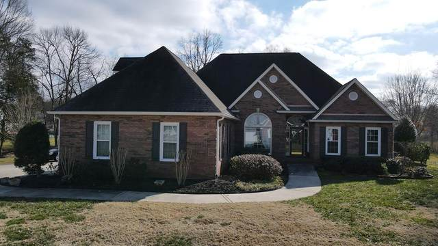 216 NW Cottonwood Bend Nw, Cleveland, TN 37312 (MLS #20210994) :: The Mark Hite Team