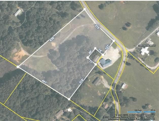 703 High Point Road, Evensville, TN 37332 (MLS #20211190) :: Austin Sizemore Team