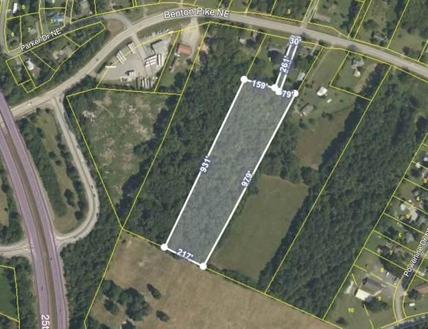 5 acres Benton Pike Ne, Cleveland, TN 37311 (MLS #20211201) :: Austin Sizemore Team