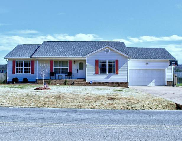 6860 Mouse Creek Road Nw, Cleveland, TN 37312 (MLS #20211289) :: Austin Sizemore Team