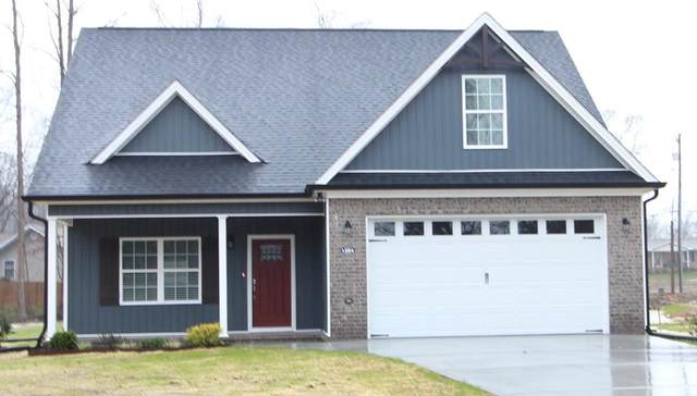 1384 Winwood Trail Nw, Cleveland, TN 37312 (#20211710) :: Billy Houston Group