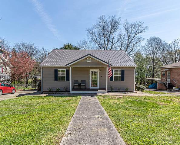 309 S Oak St, Sweetwater, TN 37874 (MLS #20211843) :: The Mark Hite Team
