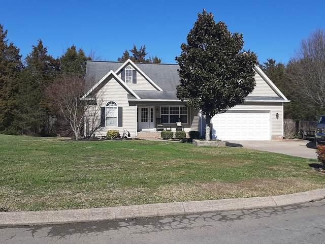 193 Heatherwood Court Nw, Cleveland, TN 37312 (#20211850) :: Billy Houston Group