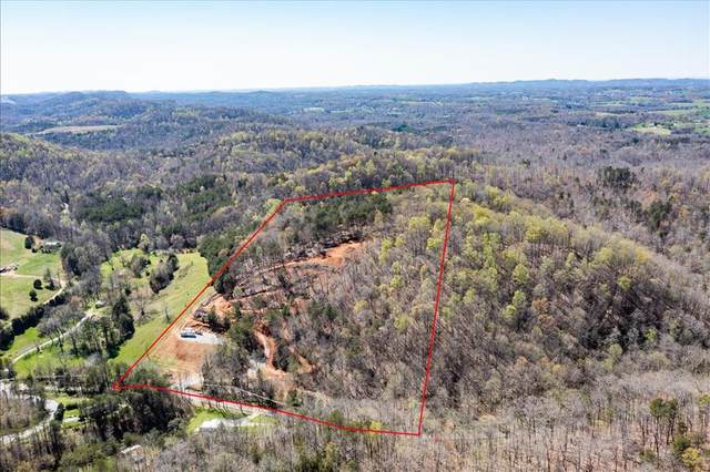 390 Griffith Branch Road, Madisonville, TN 37354 (MLS #20211913) :: The Mark Hite Team