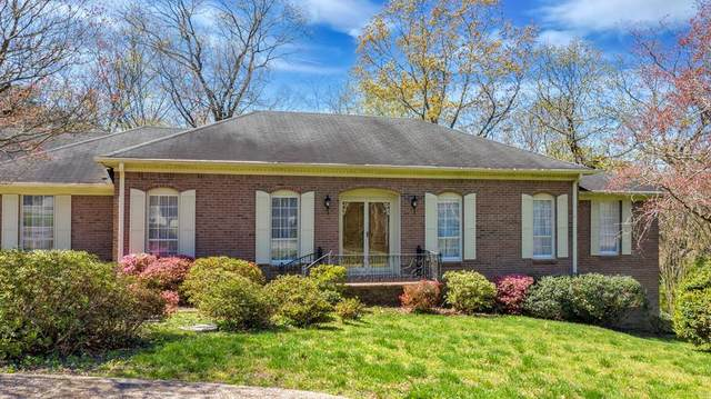 814 Fox Chase Lane, Hixson, TN 37343 (MLS #20211917) :: The Mark Hite Team