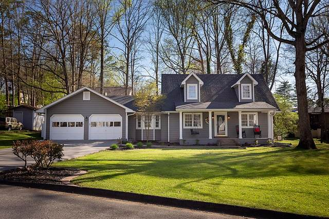 2081 Valley Hills Lane Nw, Cleveland, TN 37311 (MLS #20211929) :: The Jooma Team