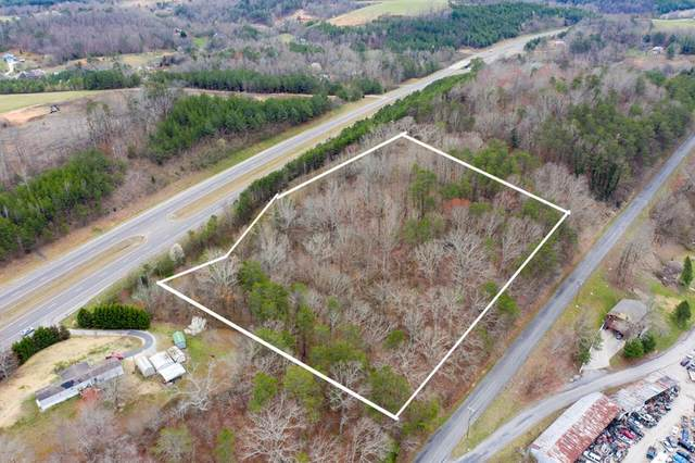 4.2ac Rhea County Highway, Evensville, TN 37332 (MLS #20212108) :: The Jooma Team