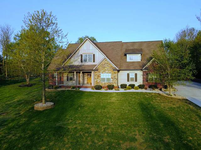 2337 Cumberland Trace Nw, Cleveland, TN 37312 (MLS #20212151) :: The Edrington Team