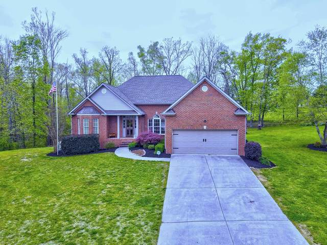 2349 Cumberland Trace Nw, Cleveland, TN 37312 (MLS #20212152) :: The Edrington Team