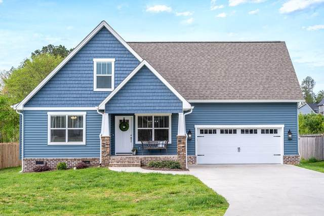 1321 Stone Creek Trail Nw, Cleveland, TN 37312 (MLS #20212169) :: The Jooma Team