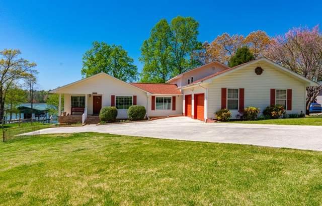 1356 Lakewood Village Road, Spring City, TN 37381 (MLS #20212171) :: Austin Sizemore Team