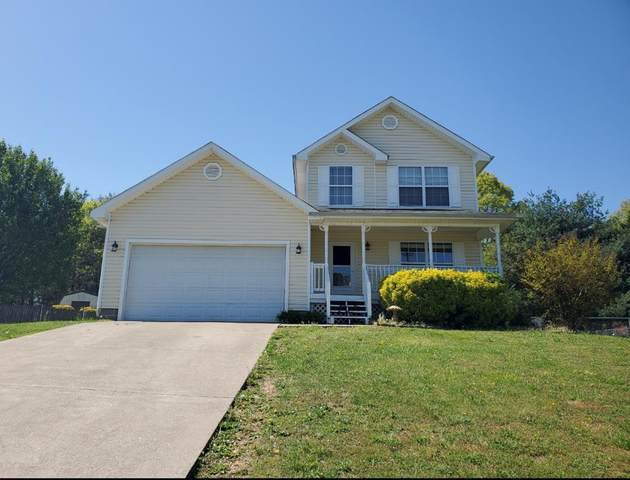 168 Hollow View Drive Se, Cleveland, TN 37323 (MLS #20212185) :: The Jooma Team