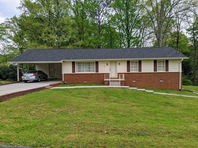 2704 Parkwood Trail Nw, Cleveland, TN 37312 (MLS #20212206) :: The Jooma Team