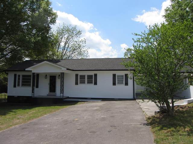 161 Gilliland Drive Se, Cleveland, TN 37323 (MLS #20212266) :: The Mark Hite Team