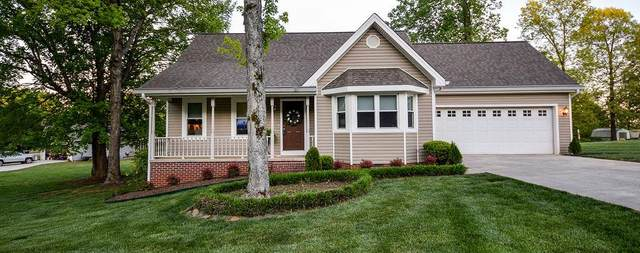 155 Alexanders Circle Nw, Cleveland, TN 37312 (MLS #20212340) :: The Jooma Team