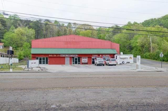 7302 Rhea County Highway, Dayton, TN 37321 (MLS #20212373) :: The Edrington Team