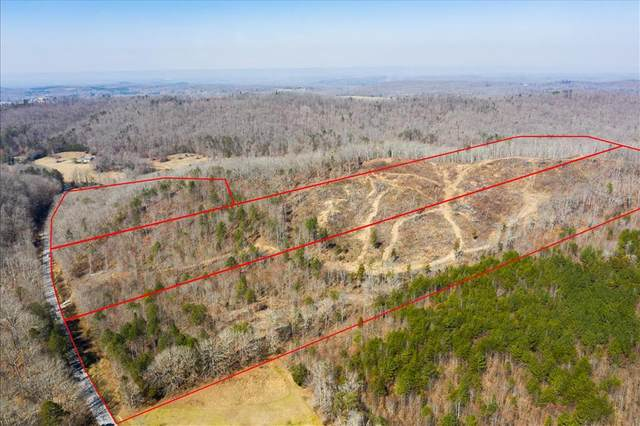 00 Legg Hollow Road, Decatur, TN 37322 (MLS #20212615) :: Austin Sizemore Team