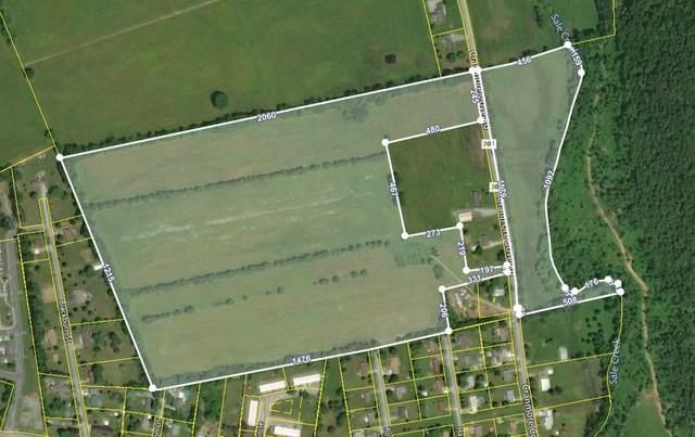 54.5ac Cranmore Cove, Dayton, TN 37321 (MLS #20212646) :: The Edrington Team