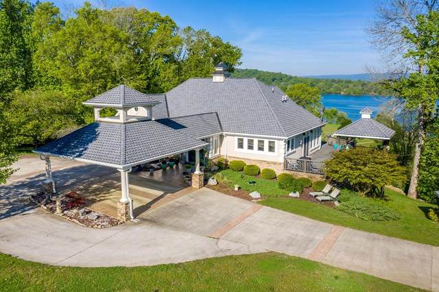 1220 Holly Glen Lane, Decatur, TN 37322 (MLS #20212655) :: Austin Sizemore Team