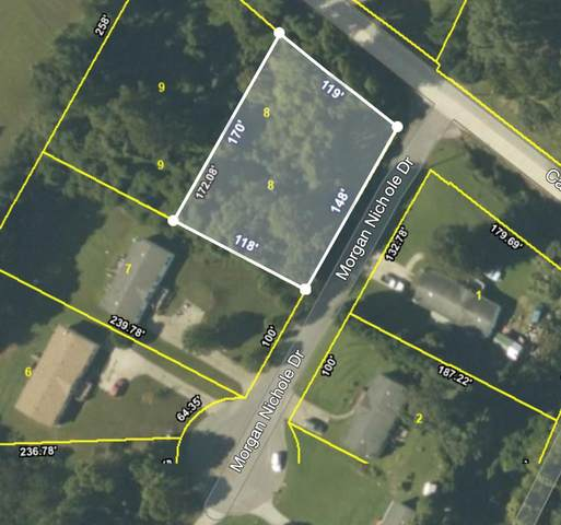 Lot #8 Morgan Nichole Drive Nw, Charleston, TN 37336 (MLS #20212674) :: The Edrington Team