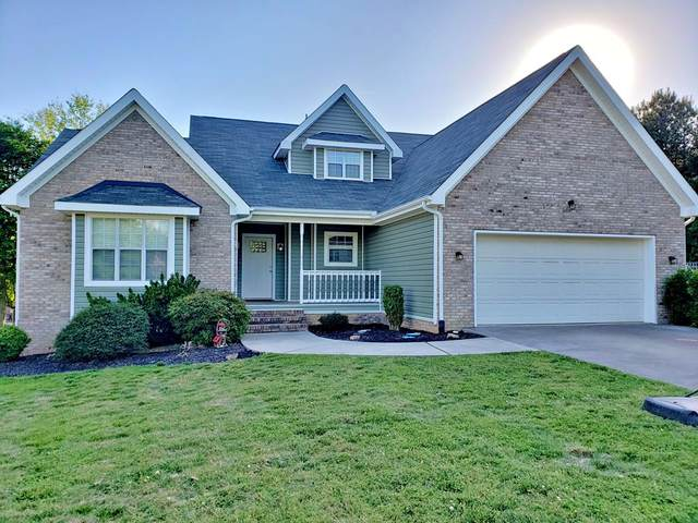 221 County Road 1151, Riceveille, TN 37370 (#20212694) :: Billy Houston Group