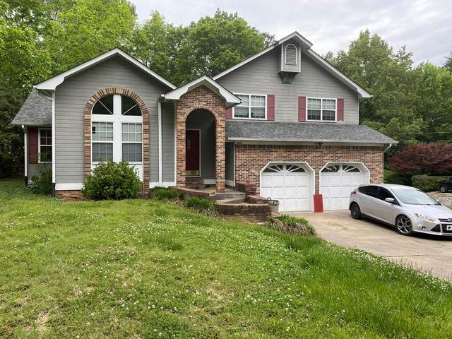 2459 Valley Hills Trail Nw, Cleveland, TN 37311 (MLS #20212705) :: The Jooma Team