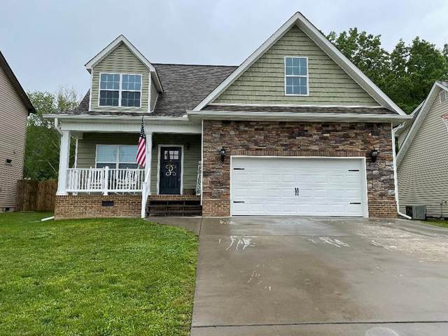 1352 Morrison Lane, Ne, Cleveland, TN 37312 (MLS #20212725) :: The Jooma Team