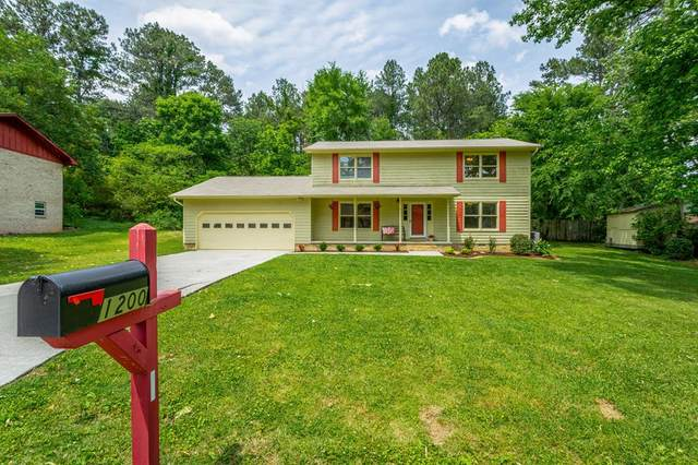 1200 Tomahawk Circle Nw, Cleveland, TN 37312 (#20212974) :: Billy Houston Group