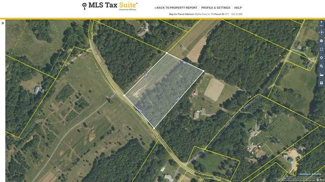 Lot 18 Blythe Ferry Road, Birchwood, TN 37308 (MLS #20212996) :: The Edrington Team