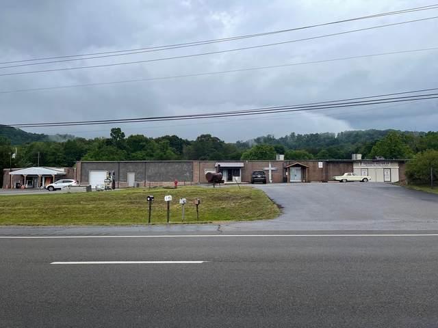 10015 Rutledge Pike, Corryton, TN 37721 (#20213364) :: Billy Houston Group