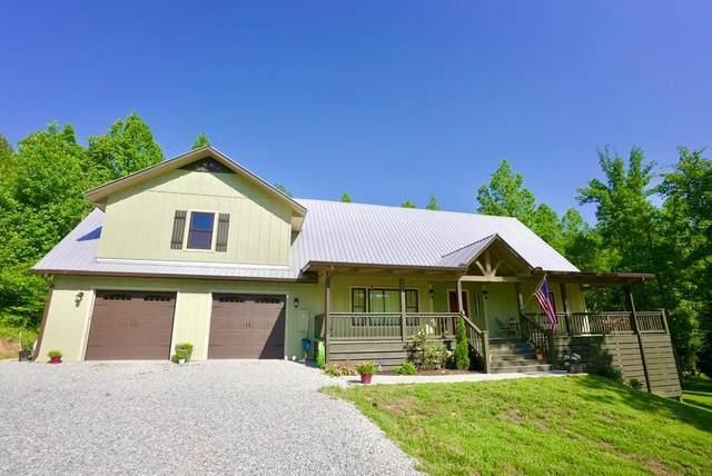 164 Powdermill Drive, Tellico Plains, TN 37385 (#20213566) :: Billy Houston Group