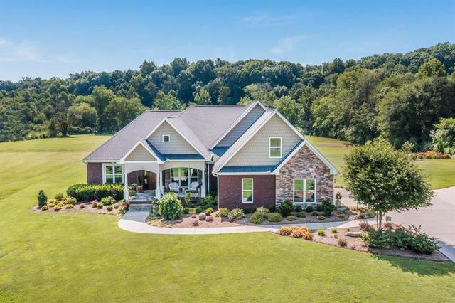 330 Walker Valley Road Nw, Cleveland, TN 37312 (MLS #20213784) :: The Jooma Team