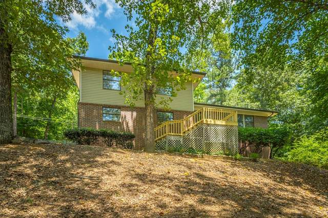 7604 Cove Ridge Drive, Hixson, TN 37343 (MLS #20214019) :: The Jooma Team