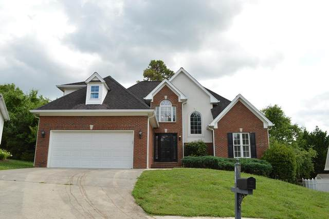 1973 Weston Hills Drive Nw, Cleveland, TN 37312 (#20214098) :: Billy Houston Group