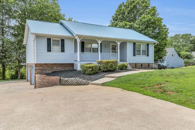 116 Vermont Drive Nw, Cleveland, TN 37312 (MLS #20214212) :: The Jooma Team
