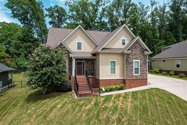 8165 Perfect View, Ooltewah, TN 37363 (MLS #20214416) :: The Jooma Team