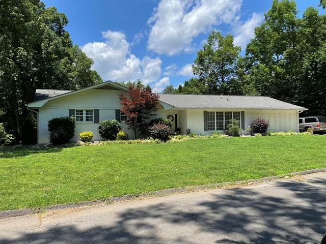 3619 Crestwood Dr Nw, Cleveland, TN 37312 (MLS #20214557) :: The Jooma Team