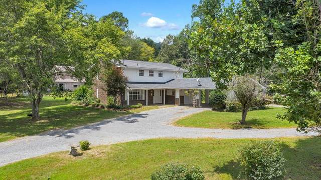4003 Old Freewill Road Nw, Cleveland, TN 37312 (MLS #20214641) :: The Jooma Team